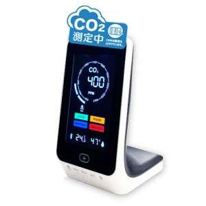 二酸化炭素濃度測定器 CO2チェッカー DETECTOR