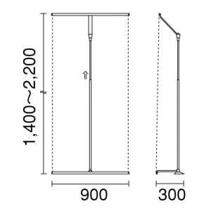 ブルーバナーSS90(W900)_B