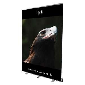 大型ロールアップバナー i-LooK150(アイルックW1500)