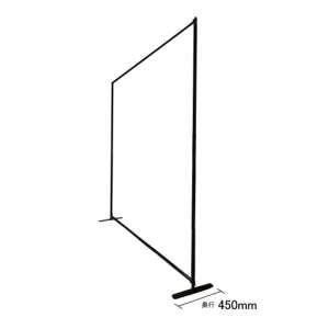 簡易バックボード スマートウォール (最大サイズ2400×2400)_D